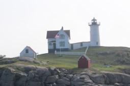 Nubble Light House
