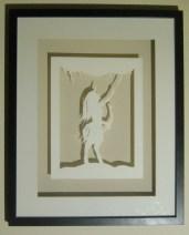 Hildegard: Battle Maiden framed