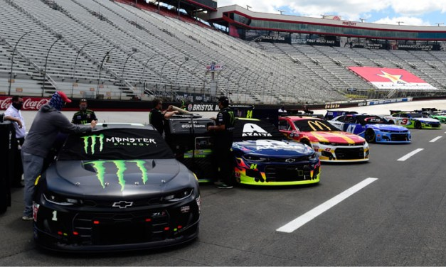 ITD: NASCAR Atlanta, Nashville's Return, Fans at Races?