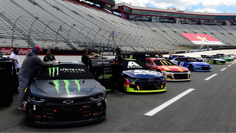 ITD: NASCAR Atlanta, Nashville's Return, Fans at Races?