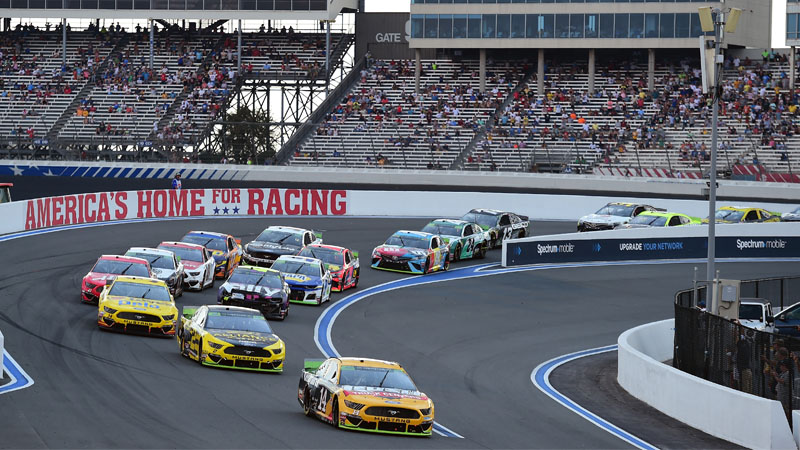 ITD: The Roval, NASCAR Silly Season Announcements
