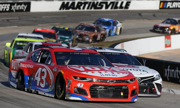 ITD: NASCAR Martinsville Preview, Larson-Hendrick Deal