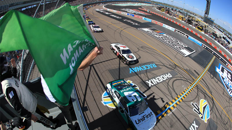 ITD: Intentional Spins, NASCAR Phoenix Preview!