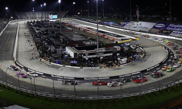 ITD: NASCAR Martinsville Preview, A Roof on Bristol?