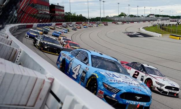 ITD: Darlington Throwback Preview, NASCAR Next Gen Car!