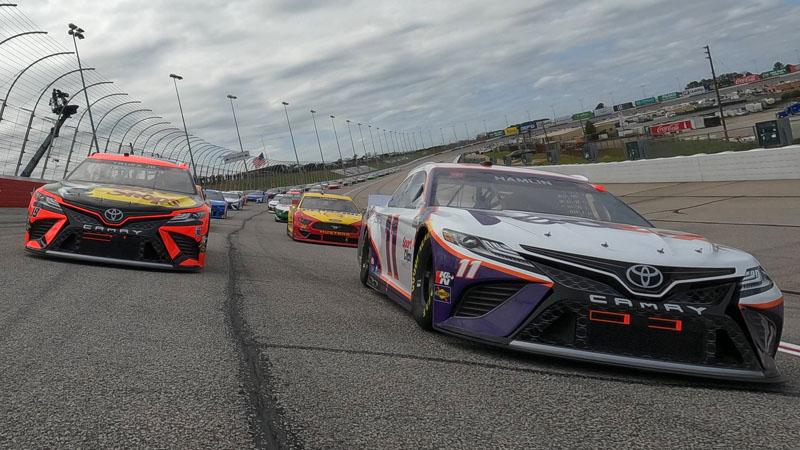 ITD: Atlanta Pre-Race Show, Reconfig, and NASCAR Silly Season