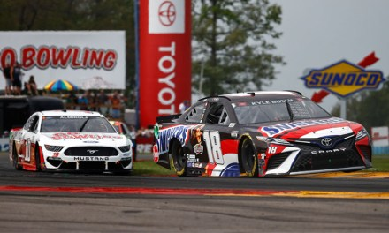 ITD: The NASCAR Playoff Race, Indy Preview!