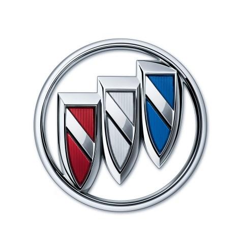 New Buick Logo. © General Motors.