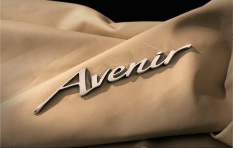 Buick Avenir Sub-Brand  © General Motors