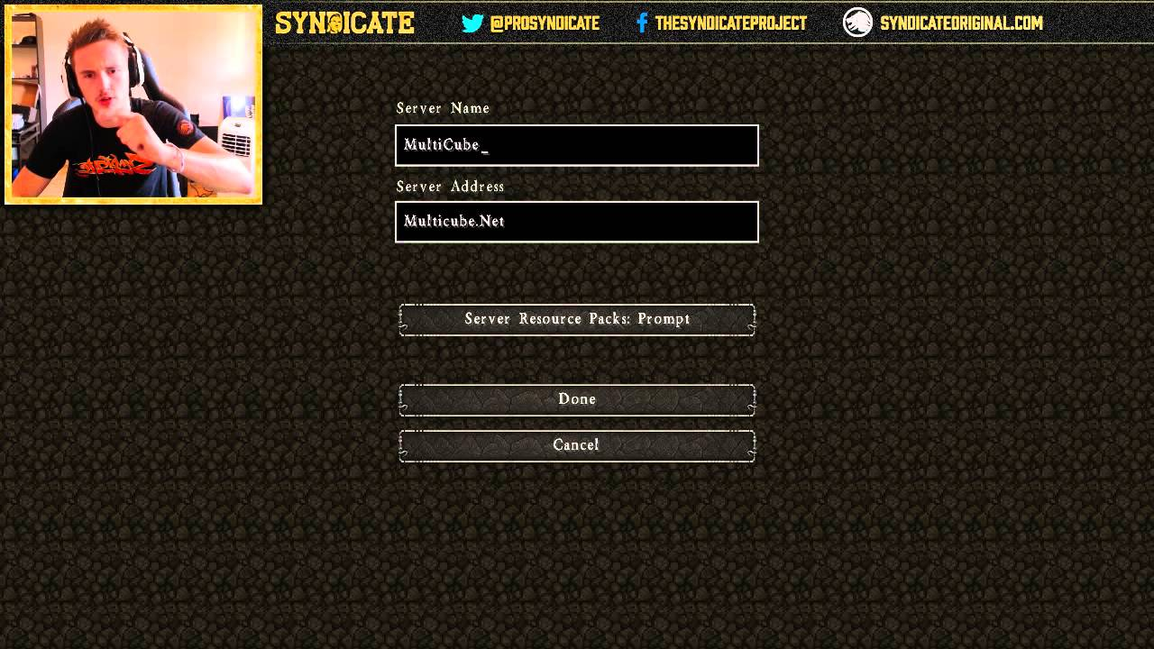 4 Minecraft 1 Server Ip Minecraft 5 Address