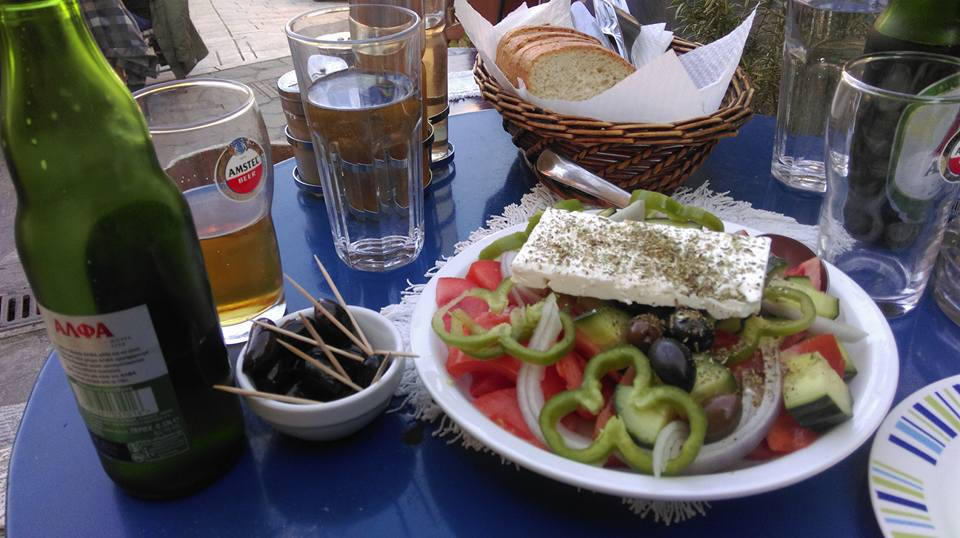 Inspired Greek Cuisine from the islands