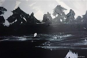 #accentwall #mural #mountaintheme #mountainthememural #benjaminmoorepaint #adventuretheme #kidroom #DIY #art #painting #tutorial