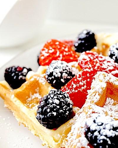 #waffles #belgianwaffles #omgwaffles #breakfast #recipe #breakfastrecipe #sahm #momlife #mompoints