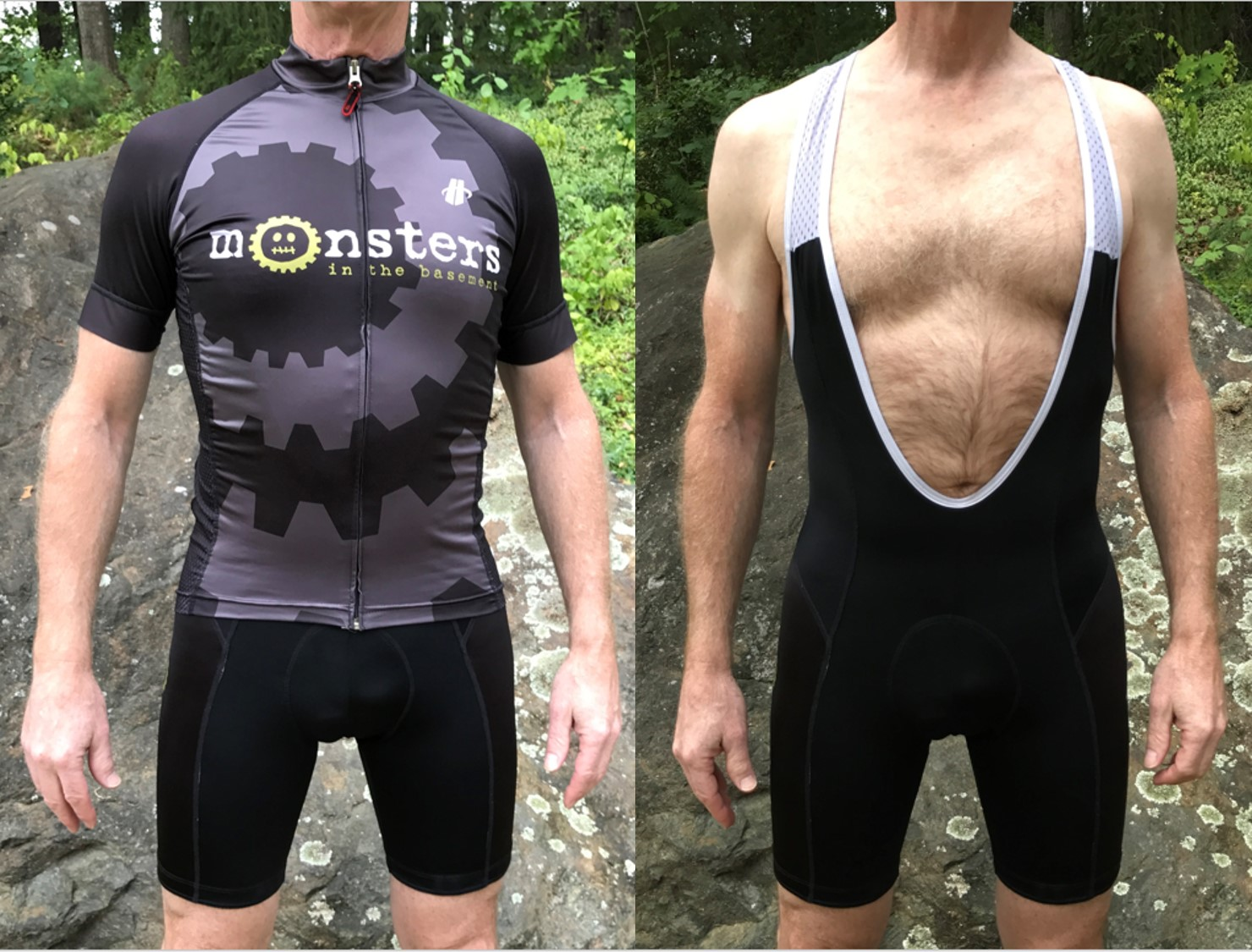 908e5de83 Then Hincapie Velocity Plus jersey shown here with the Axis bib shorts