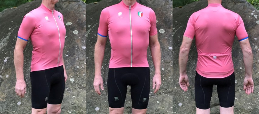 Sportful Italia CL cycling jersey