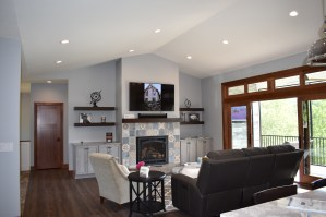 Parade of Homes | Living Room Lighting