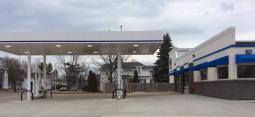 Commercial Lighting | Gas Station