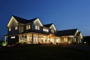 Residential Exterior Lighting