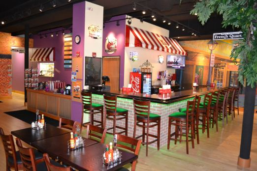 Commercial Lighting | Restaurant