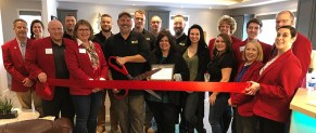 Wausau Chamber Ribbon Cutting 11
