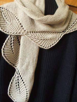 Botanical Knitting Patterns In The Loop Knitting