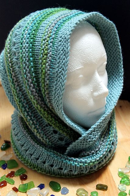 Cowl Knitting Patterns | In the Loop Knitting