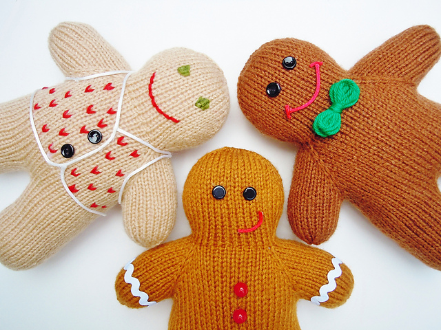 Christmas Decorations Knitting Patterns In The Loop Knitting