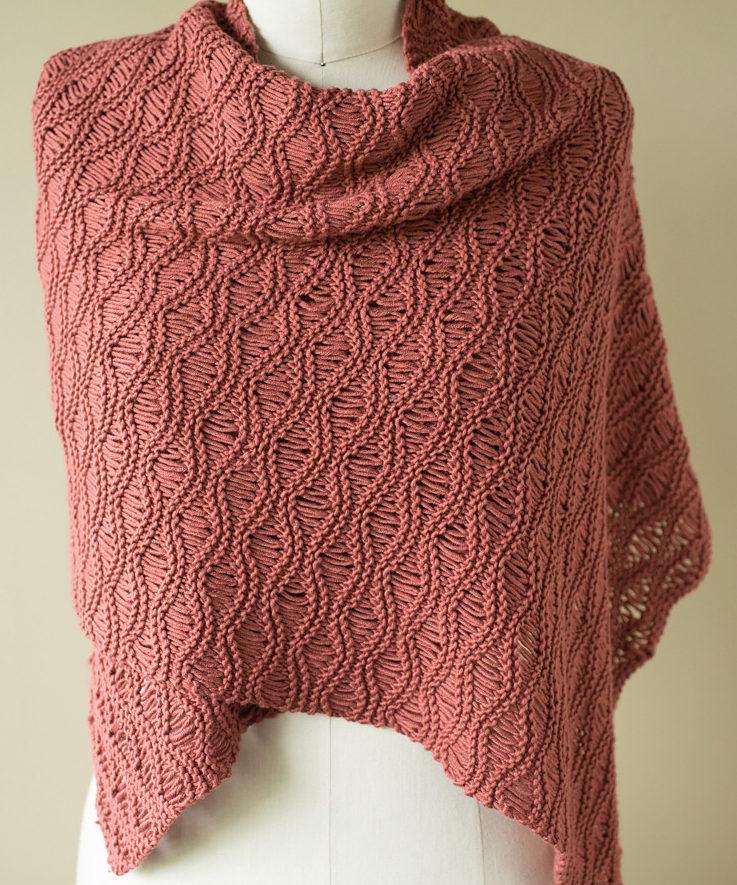 Patons Metallic Yarn Scarf Patterns