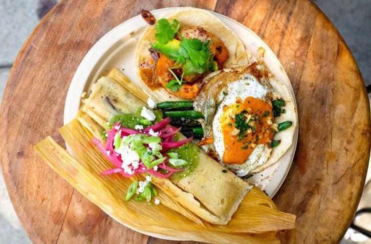 Guerrilla Tacos Food truck Los Angeles