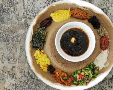 Meals by Genet Little Ethiopia Los Angeles