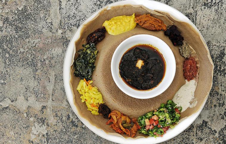 Meals by Genet Little Ethiopia Los Angeles