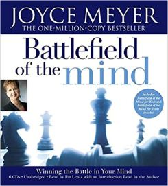 book cover - battlefield of the mind