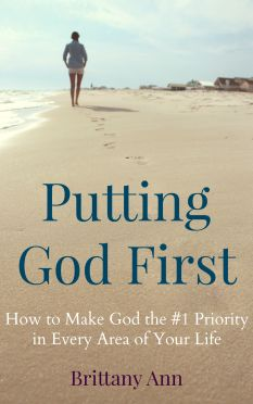 importance of putting God first