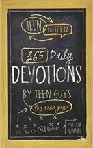 one year devotional for teen boys