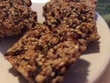 Almonds and pepitas