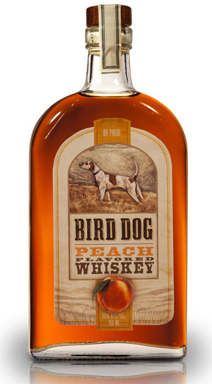 Bird Dog Peach Whiskey Cocktail Recipe In The Mix Magazine