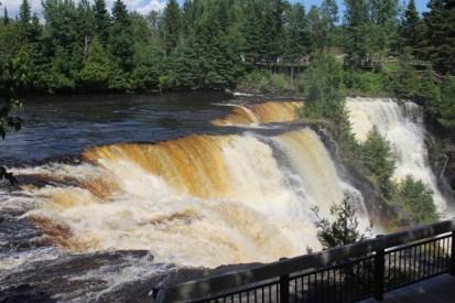 Kakabeka Wasserfälle