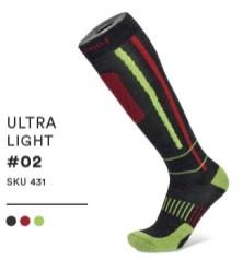 Leichte Ski-Touren Socken