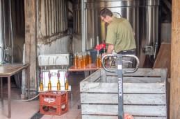 Cidre-Produktion