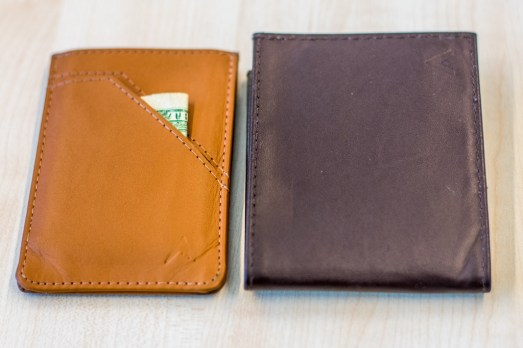 Tuck & Leather Sport