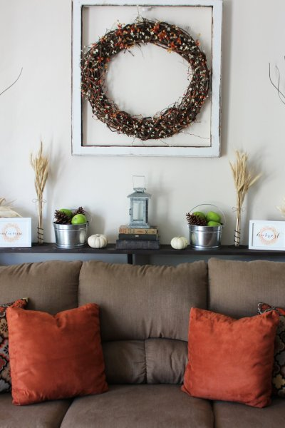 7 Ways To Decorate For Free This Fall