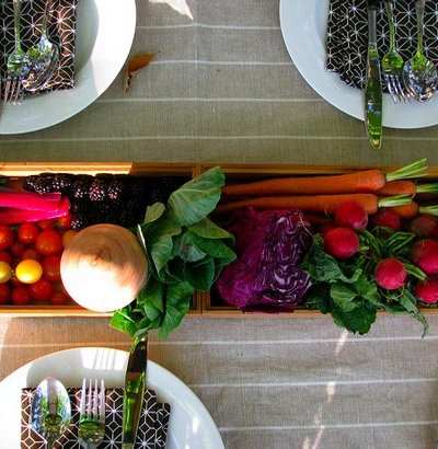 5 Thanksgiving Table Centerpiece Alternatives