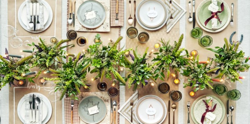 Go Green Centerpiece