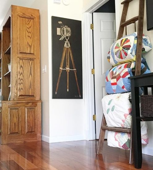 Save furniture and room measurements in your phone for easy reference