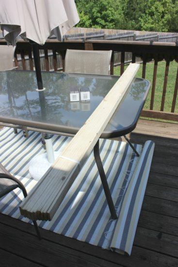 Lumber bundle for framing cabinets