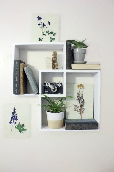 Update Your Small Bedroom With A Mini Gallery Wall
