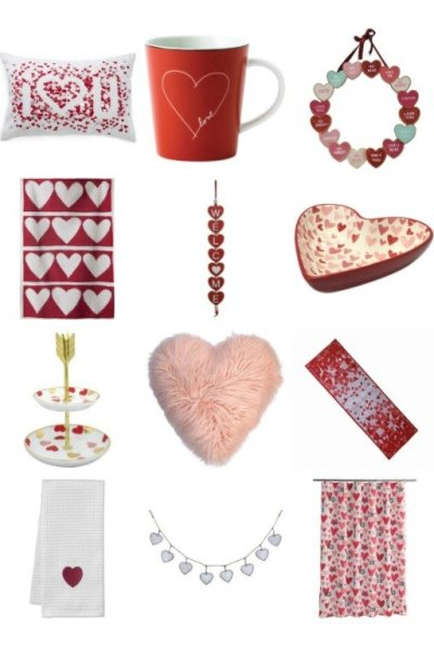 12 Fun Valentine Decorations Under $25