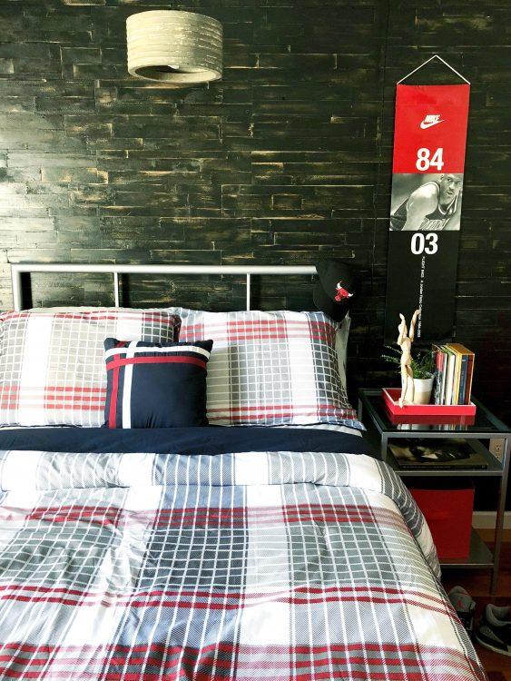 michael jordan kid bedroom