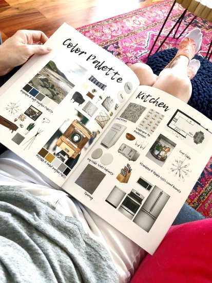 decorating mood boards. Lela Burris In the New House Designs