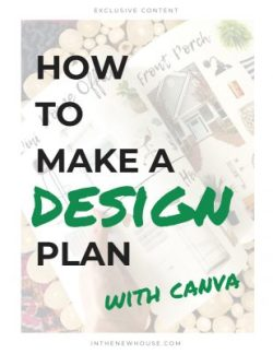 how to make mood boards with canva
